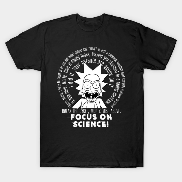 Focus On Science T-Shirt