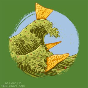 Guacamole Wave T-Shirt