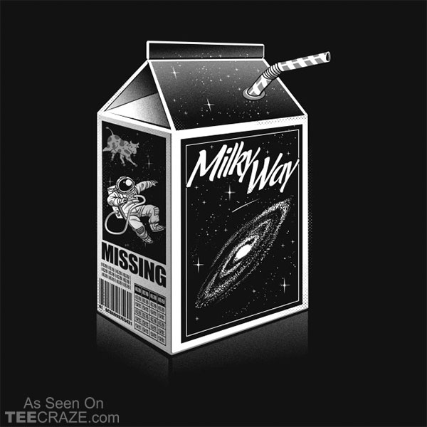 Milk Way T-Shirt
