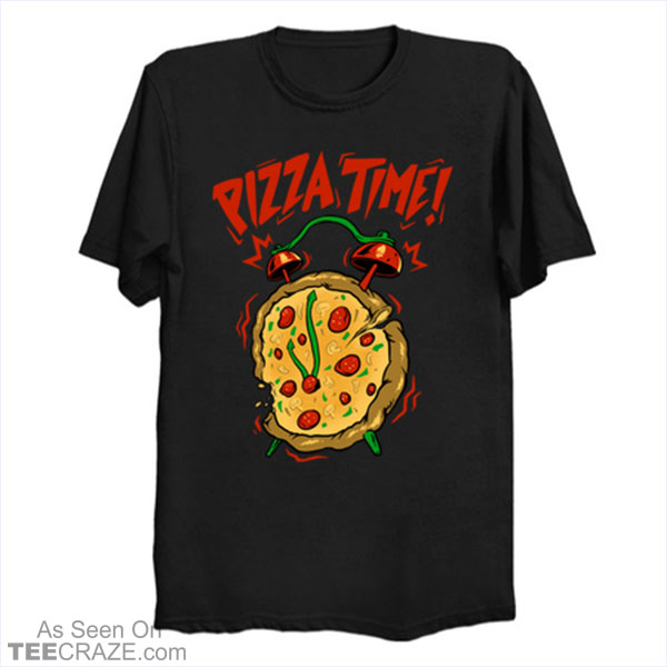 Pizza Time T-Shirt