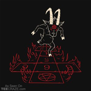 Hopscotch To Hell T-Shirt
