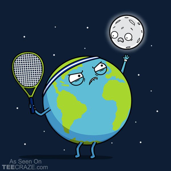 Lunar Serve T-Shirt