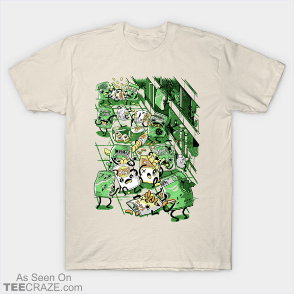 Snack Attack T-Shirt