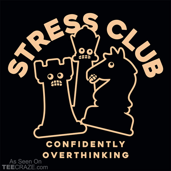 Stress Club T-Shirt