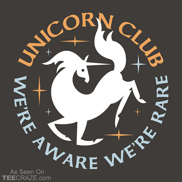 Unicorn Club T-Shirt