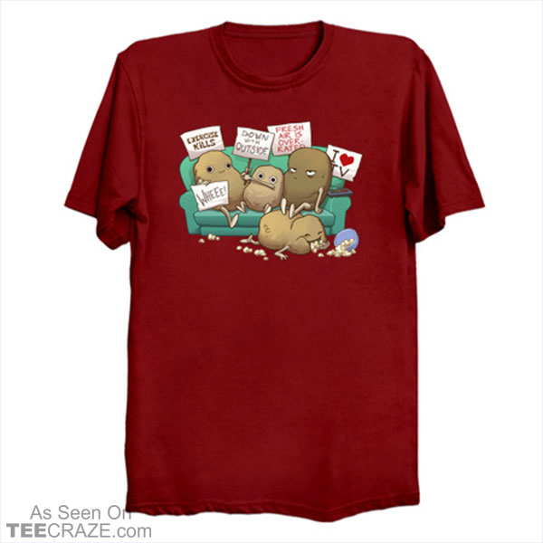 Couch Potato Club T-Shirt