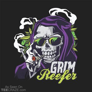 Grim Reefer T-Shirt