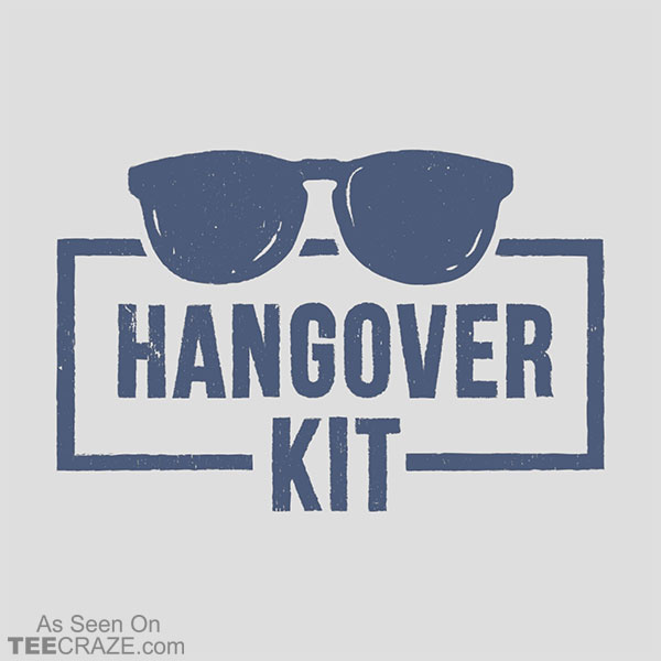 Hangover Kit T-Shirt