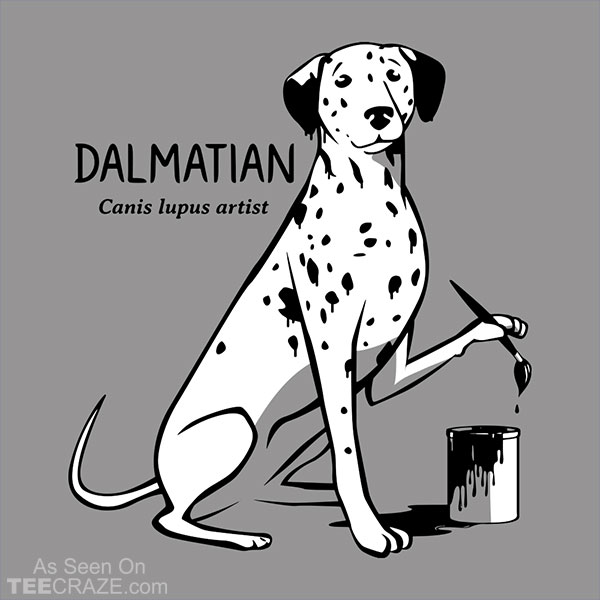 How Dalmatians Are Made T-Shirt