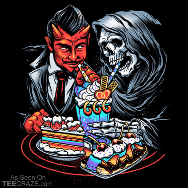 The Devil's Treat T-Shirt