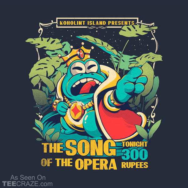 King Of The Opera T-Shirt