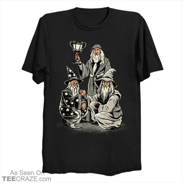 Triwizard Champs T-Shirt