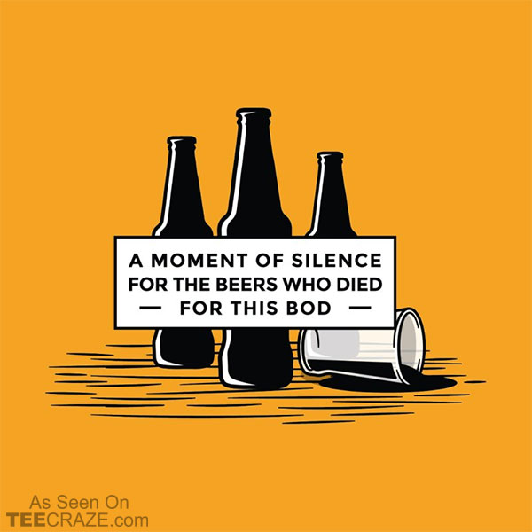 A Moment Of Silence T-Shirt