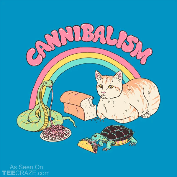 Cannibalism T-Shirt