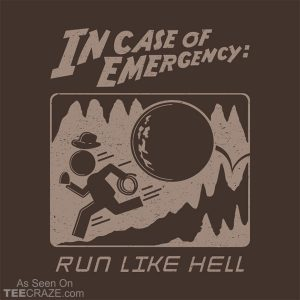 Indy Case Of Emergency T-Shirt