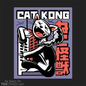 Cat Kong T-Shirt