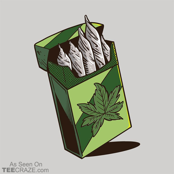 Pack Of Joints T-Shirt