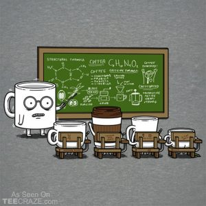 Coffee Lessons T-Shirt
