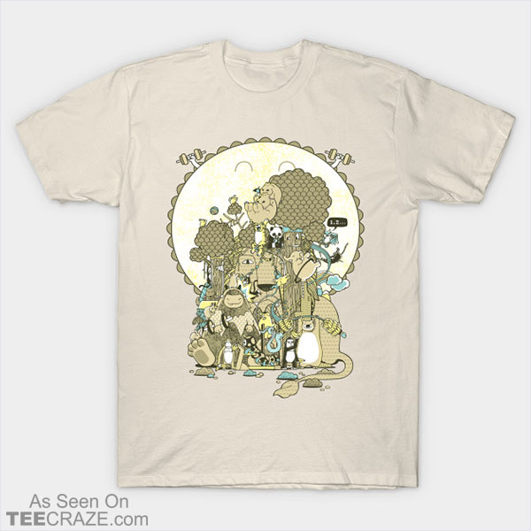 King Of The Jungle Gym T-Shirt
