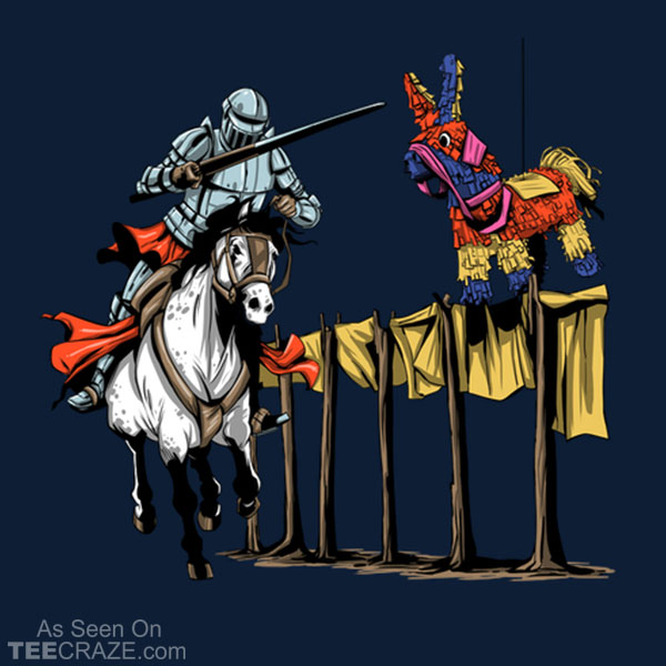 Medieval Games T-Shirt