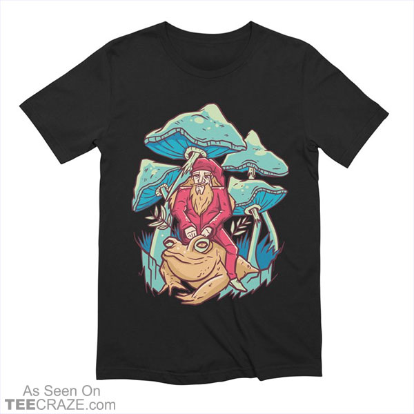 Psychedelic Wizard T-Shirt