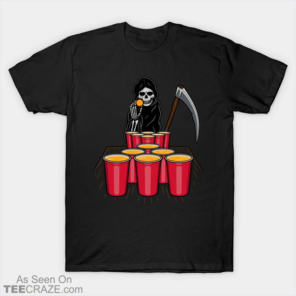 The Last Drink! T-Shirt