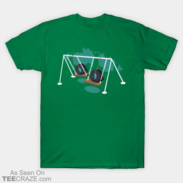 Tire Swings T-Shirt