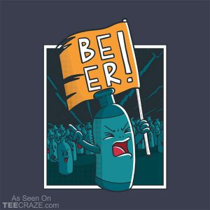 Beer Attack T-Shirt