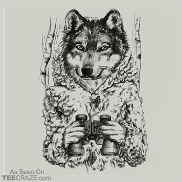 A Wolf In Sheep's Clothing T-Shirt