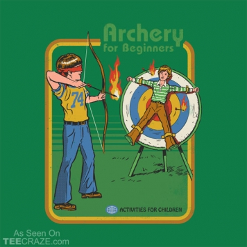 Archery for Beginners T-Shirt