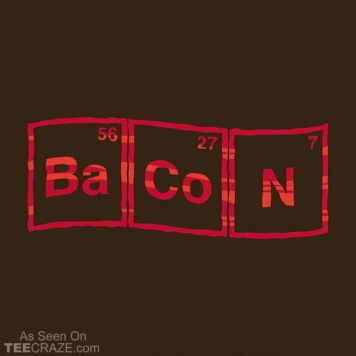 Bacon Compound T-Shirt