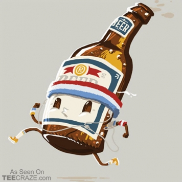 Beer Run T-Shirt