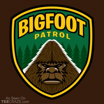 Bigfoot Patrol T-Shirt
