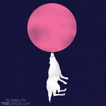 Bubble Moon T-Shirt