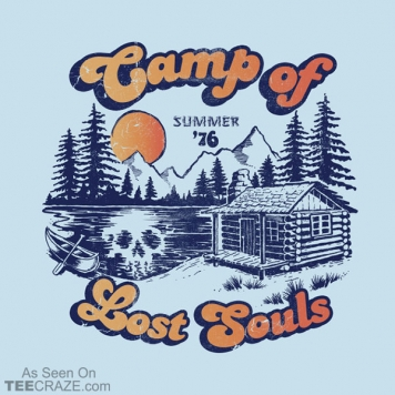 Camp of Lost Souls T-Shirt