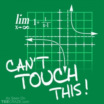 Can't Touch This Equation T-Shirt