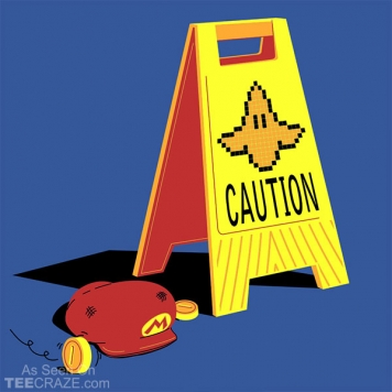 Caution Banana T-Shirt
