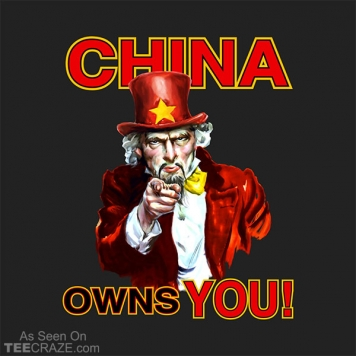 China Owns You T-Shirt