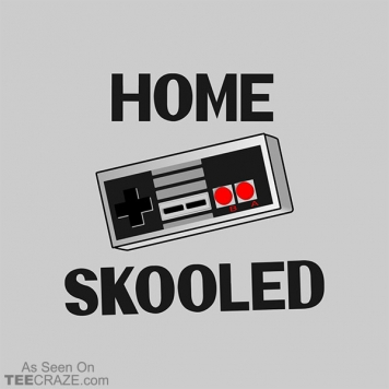 Home Skooled T-Shirt