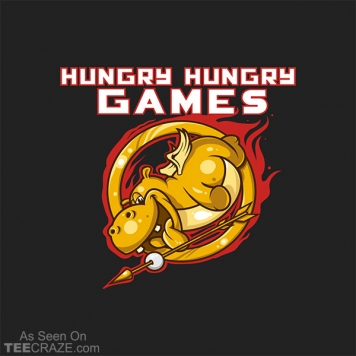 Hungry Hungry Games T-Shirt