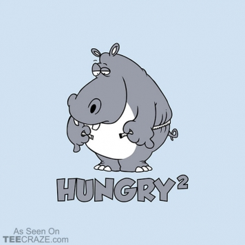 Hungry Squared T-Shirt