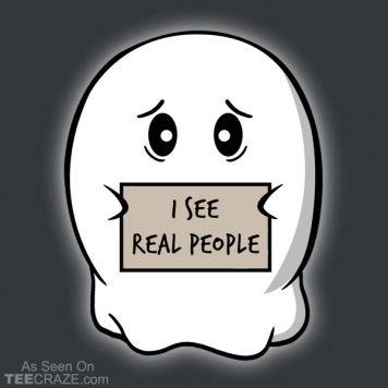 I See Real People T-Shirt