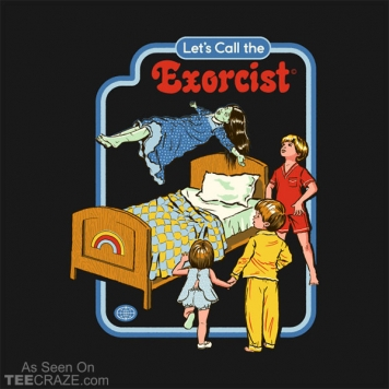 Let's Call the Exorcist T-Shirt