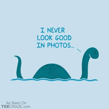 Monster Issues Nessie T-Shirt