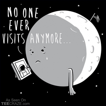 No One Ever Visits Anymore T-Shirt