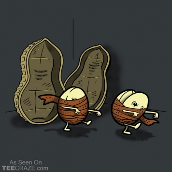 Peanut Mummies T-Shirt