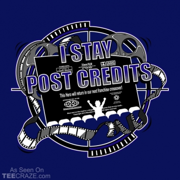 Post Credits T-Shirt