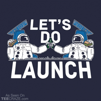 Let's Do Launch T-Shirt