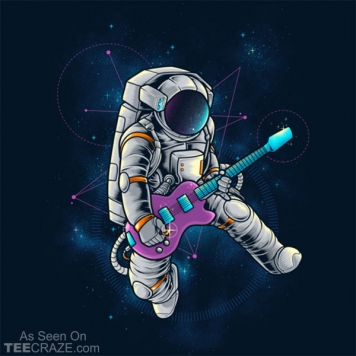 Spacebeat Rocker T-Shirt