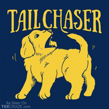 Tail Chaser T-Shirt